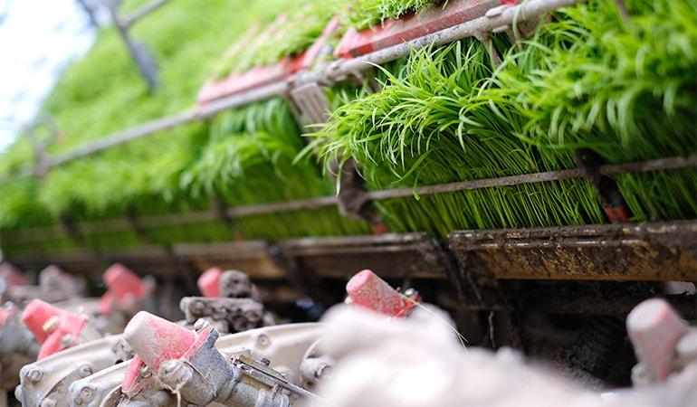 石川就農農作業機械