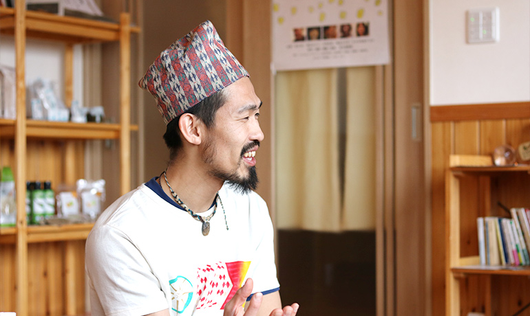 石川県でお店を開業コースケさん
