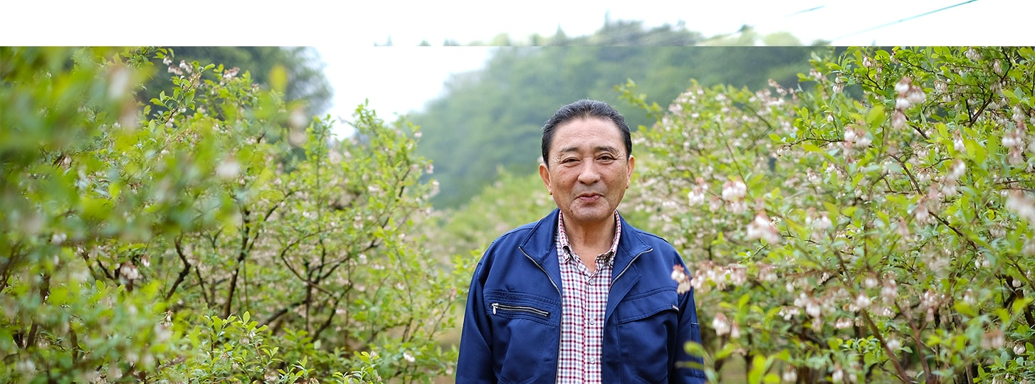 岩井戸農産の想いは、農地を守る...